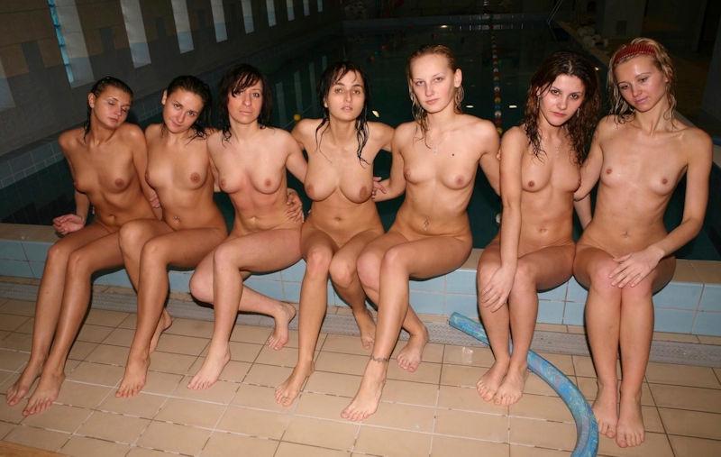 ガイジンエロ画像w7人の全裸ヌード美女がこれでもかとエロい件wwwwwポルノエロス 20 74