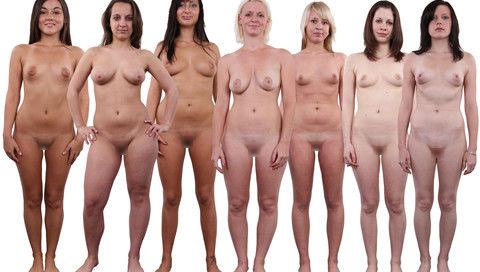 ガイジンエロ画像w7人の全裸ヌード美女がこれでもかとエロい件wwwwwポルノエロス 25 74