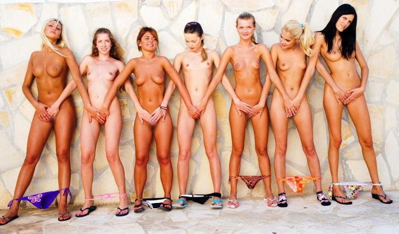 ガイジンエロ画像w7人の全裸ヌード美女がこれでもかとエロい件wwwwwポルノエロス 3 76