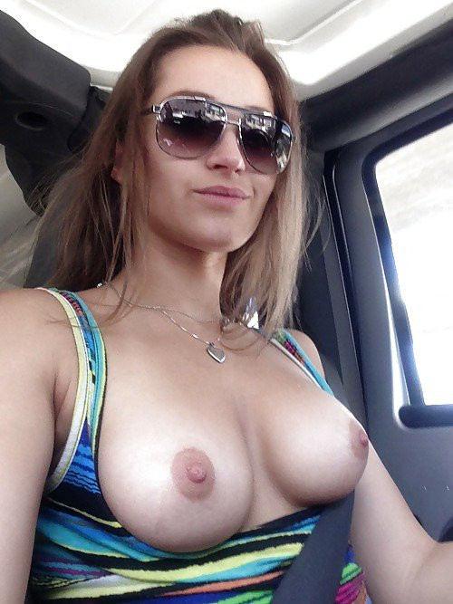 外国人エロ画像w車の中でデカパイ巨乳見せつけちゃう素人美女ぽるの写真集だぞ~~~~~ 32 90