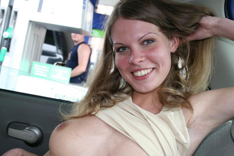 外国人エロ画像w車の中でデカパイ巨乳見せつけちゃう素人美女ぽるの写真集だぞ~~~~~ 52 60