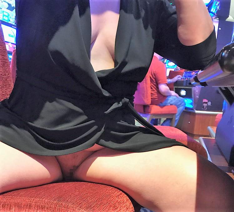 外国人のド派手すぎる露出狂ポルノエロ画像wwww 53 85