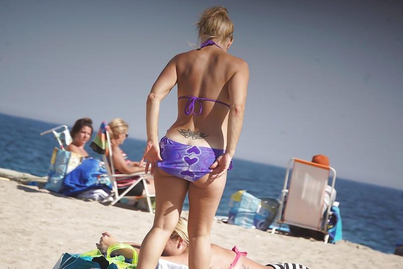 素人美女外国が水着食い込んで直してるぞww盗撮した貴重なポルノエロ画像wwwwww 7 129