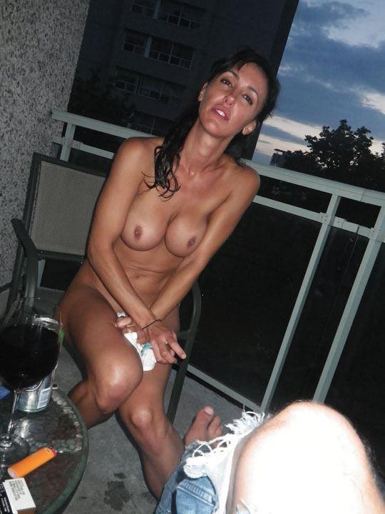 自分の妻をネットでばらまく鬼畜旦那のポルノ画像wwwww 1 71