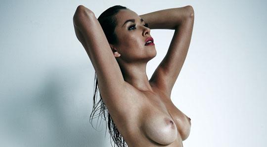 削除注意ーーー❖英国ローザ(28)のフルヌード!!超極上美女がオッパイ丸出しwwwww 1 84