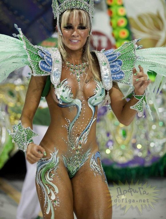 ブラジルエロ画像!リオのカーニバルで巨尻フリフリしちゃうポルノエロ画像wwww 10 48