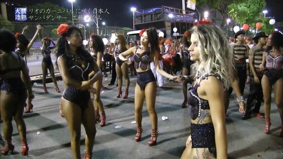 ブラジルエロ画像!リオのカーニバルで巨尻フリフリしちゃうポルノエロ画像wwww 21 51