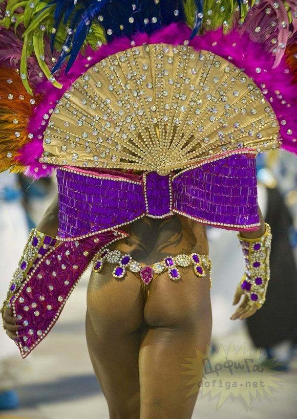 ブラジルエロ画像!リオのカーニバルで巨尻フリフリしちゃうポルノエロ画像wwww 3 46