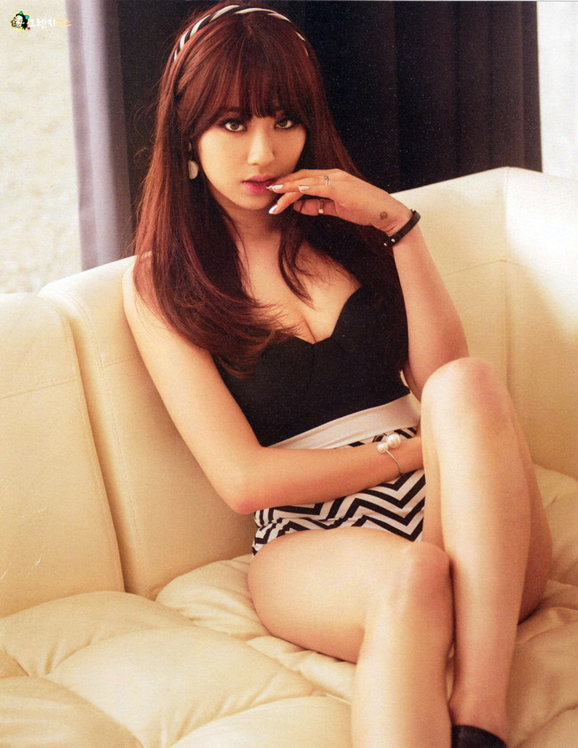 K POPアイドエロ画像!アジアンビューティーw美女たちがオッパイでかすぎてエロしこwwww 4 36