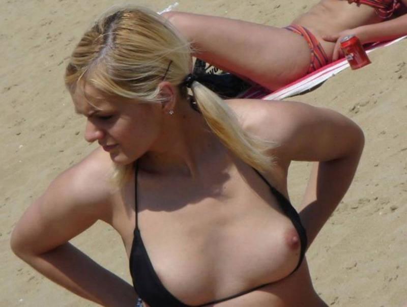 ポルノエロ画像w乳首見せちゃうw素人美女外国人のエロ画像w 48 25
