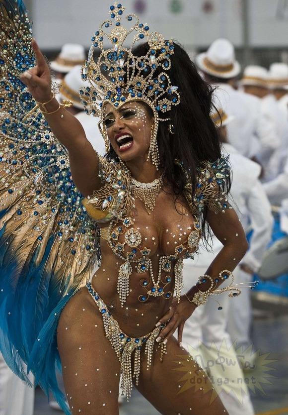 ブラジルエロ画像!リオのカーニバルで巨尻フリフリしちゃうポルノエロ画像wwww 5 47