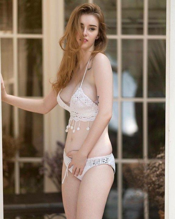白人エロ画像!美女の体がマジでエロすぎるwおっぱい最高やん!!!!!! 5 54