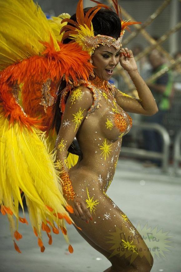 ブラジルエロ画像!リオのカーニバルで巨尻フリフリしちゃうポルノエロ画像wwww 7 47