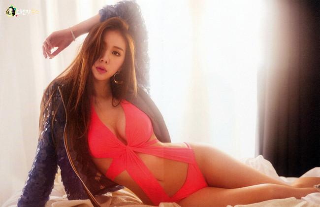 K POPアイドエロ画像!アジアンビューティーw美女たちがオッパイでかすぎてエロしこwwww 9 39