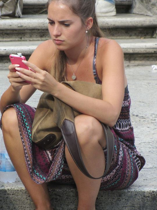 激レア盗撮もの!!---❖素人外国人が勝手に撮影されてネットに投稿されちゃうwww 15 7