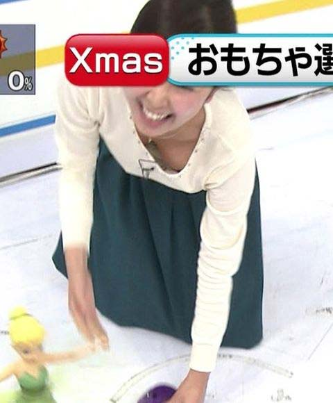 神感謝!!!!徳重杏奈アナが乳首丸出ししちゃうエロ画像wwwwwwwwwww 10 336