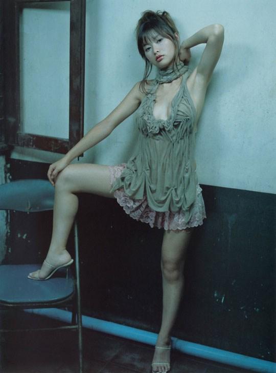 ★---❖吉野紗香の超色っぽいセミヌード画像見つけたから見てくれwwwwwwwwww 10 355