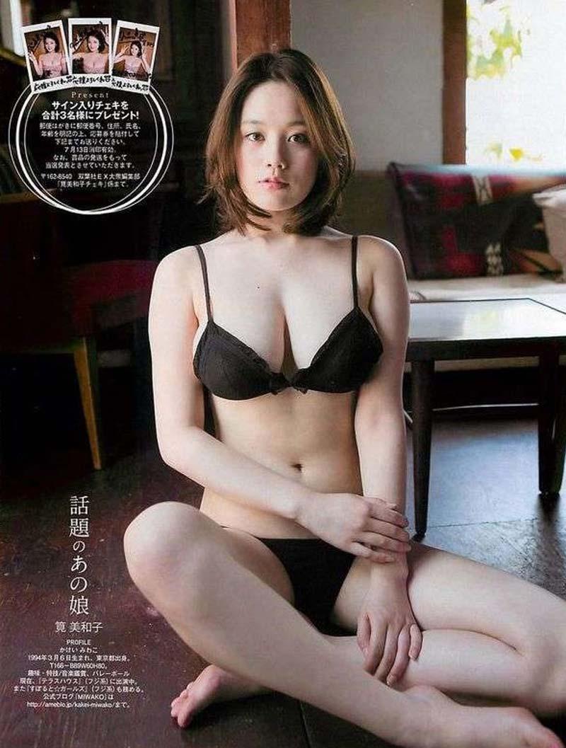 ※筧美和子の超貴重なエロ画像見つけたから見てくれwwwwwwwww 11 136