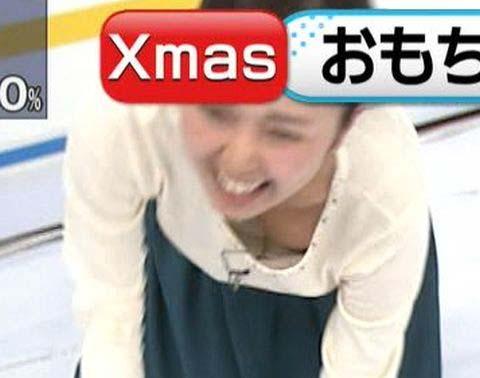 神感謝!!!!徳重杏奈アナが乳首丸出ししちゃうエロ画像wwwwwwwwwww 11 321