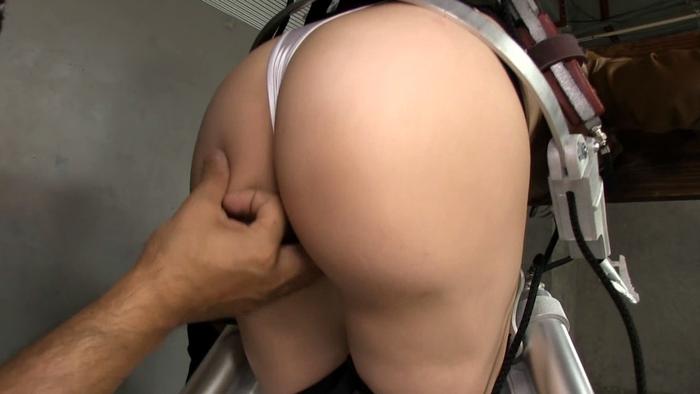 ※アナルセックス調教!!進撃の巨人のミカサアッカーマンコスプレ姿で二穴同時セックスのエロ画像wwwwwwwwww 12 169