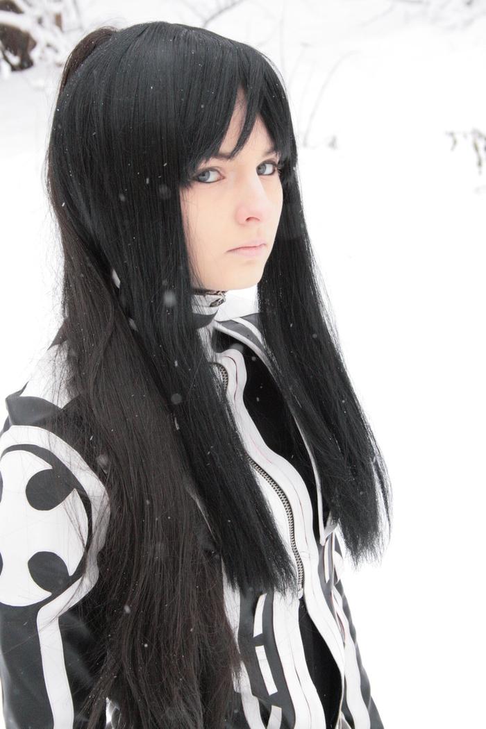 ディーグレイマン 神田ユウのエロ格好いいコスプレ姿の白人美女!!!!!!! 2 85