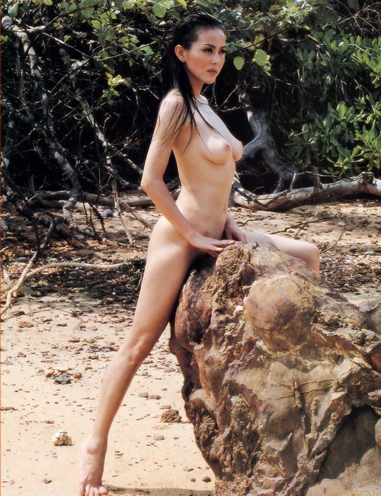 お宝画像発見!!杉本彩の若い時のマン毛と乳首丸出し画像wwwwwwwwww 24 100