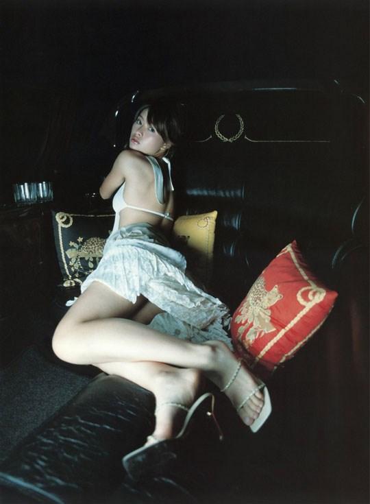 ★---❖吉野紗香の超色っぽいセミヌード画像見つけたから見てくれwwwwwwwwww 24 105