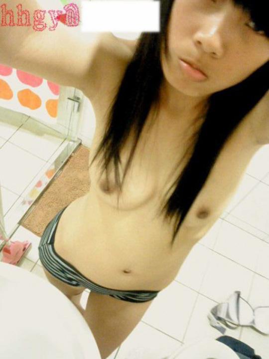 台湾美少女の自撮りヌードがエロすぎるとネットで話題にwwwwwwwww 3 129