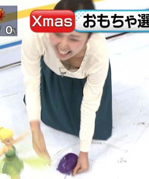 神感謝!!!!徳重杏奈アナが乳首丸出ししちゃうエロ画像wwwwwwwwwww 4 370