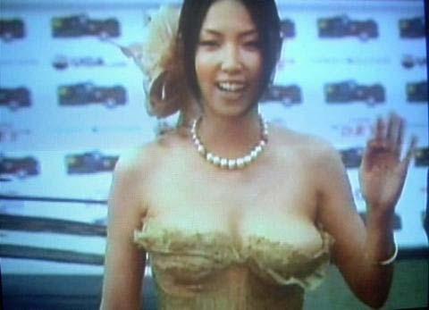 貴重ーーー※MEGUMIが水着から乳首ポロリしちゃう超超超貴重なエロ画像wwwwwwwwwww 7 436