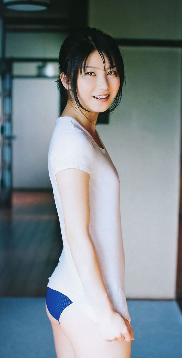 ーーー※AKB48横山由依が水着姿がヤバすぎるw即抜き確定ーーー※ 11 532