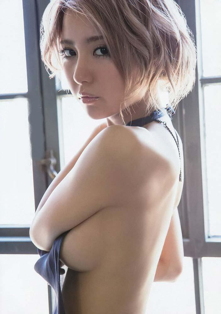 ーーー※石川恋の超お宝画像発見!!乳首が見てますけどwこれ大丈夫か??????? 28 28
