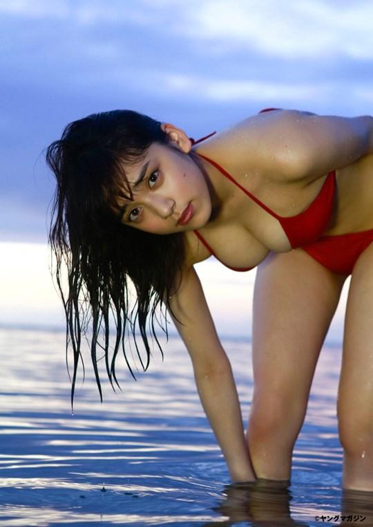 ★神乳降臨!!!!都丸紗也華の超セクシーな画像はっといたぞw 29 3