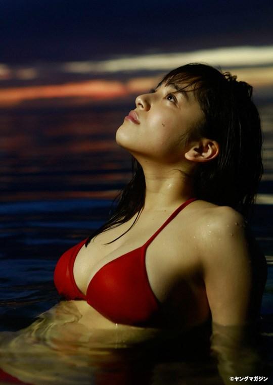 ★神乳降臨!!!!都丸紗也華の超セクシーな画像はっといたぞw 32 3