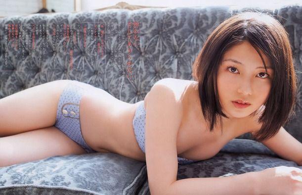 ーーー※AKB48横山由依が水着姿がヤバすぎるw即抜き確定ーーー※ 6 588