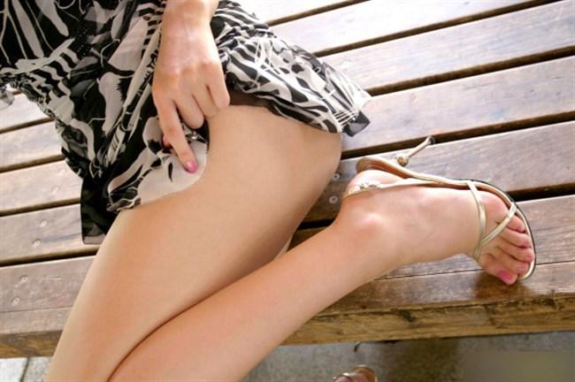 ※脚フェチ専用!超アングルにこだわった美脚を見といてくれwwwwwwwwwwww 20210909172501