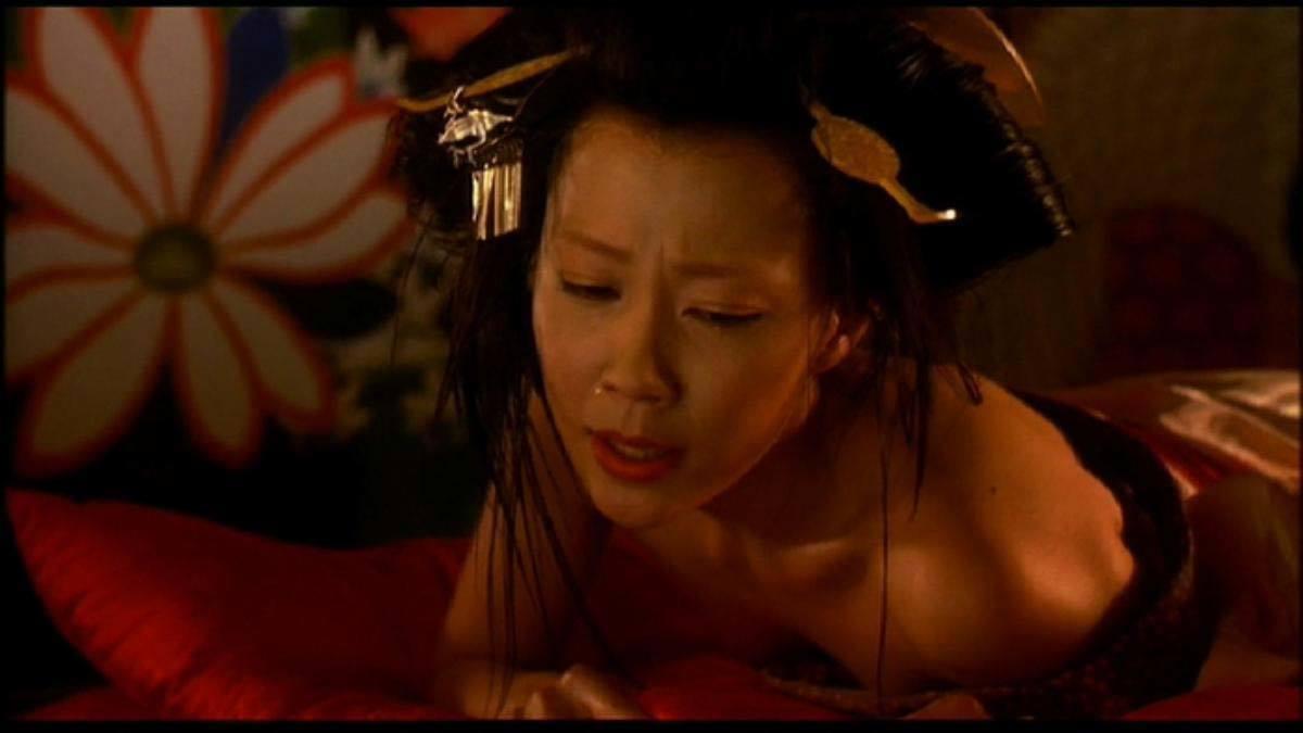※木村佳乃の濡れ場がヤバすぎるwもろ乳首とか触られてるぞwこれオマンコぬれてるよなwwwwwwwwwww 20210915195722