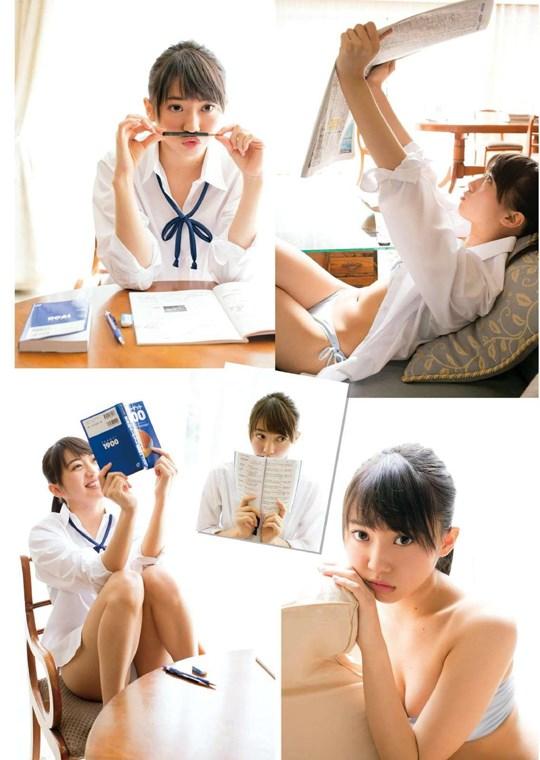 元AKB48木﨑ゆりあのお宝画像発見!!童顔美少女なのにエロい体を見せちゃうぞwwwwwwwww 2021100715405970
