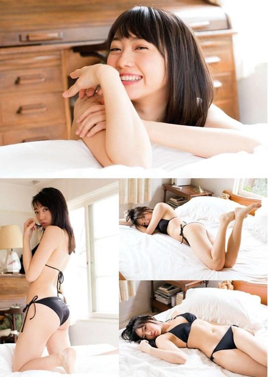 元AKB48木﨑ゆりあのお宝画像発見!!童顔美少女なのにエロい体を見せちゃうぞwwwwwwwww 202110071541007