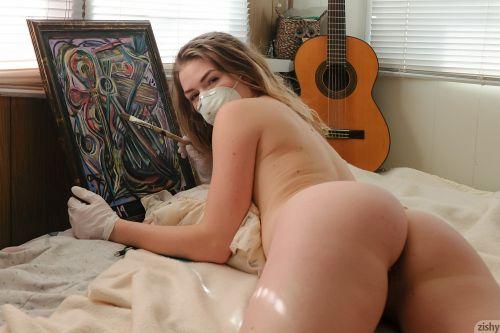 コロナのせいでマスク姿で全裸ヌード見せちゃう外国人エロ画像wwwwwwwwwwwwww 202110081439406